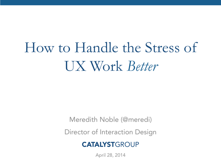 How to Handle the Stress of UX Better v1.0 _noDilbert 28