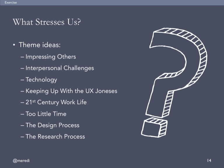 How to Handle the Stress of UX Better v1.0 _noDilbert 41